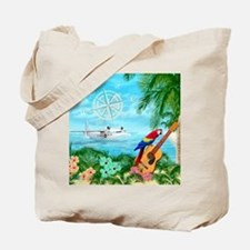 Tropical Travels Tote Bag