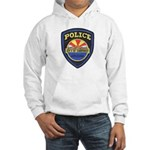 Surprise Police Hooded Sweatshirt