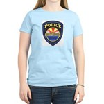 Surprise Police Women's Pink T-Shirt