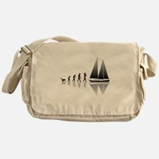 Sailing Evolution Messenger Bag