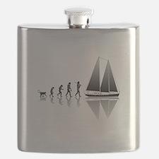 Sailing Evolution Flask