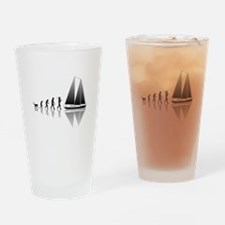 Sailing Evolution Drinking Glass