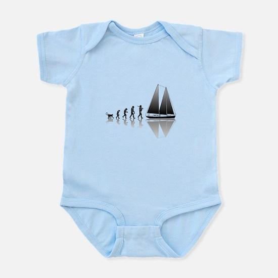 Sailing Evolution Infant Bodysuit