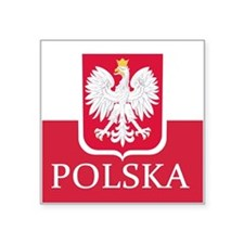 Polish Flag Sticker
