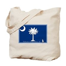 Historic Charleston Tote Bag