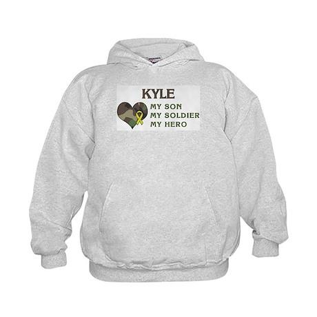 Kyle: My Hero Kids Hoodie