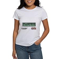 Hughes Marrietta Logo Tee