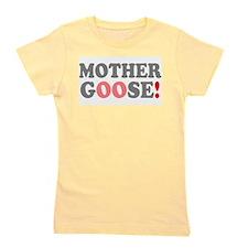MOTHER GOOSE! Girl's Tee
