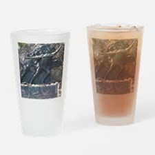 WWI Memorial Drinking Glass