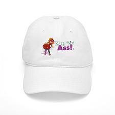 Kiss My Ass! Baseball Cap