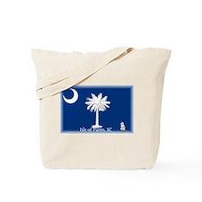 Isle of Palms Tote Bag