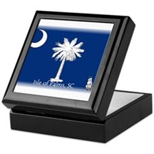 Isle of Palms Keepsake Box