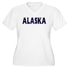 Alaska Plus Size T-Shirt