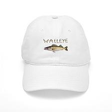 Perfect Walleye 2 Baseball Baseball Cap