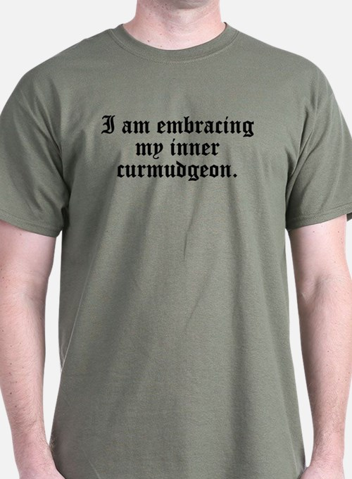 Inner Curmudgeon T-Shirt