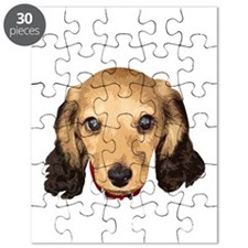 Dachshund_face003 Puzzle