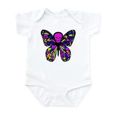 Skull Butterfly Infant Bodysuit