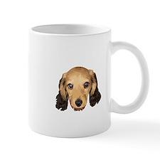 Dachshund_face003 Mugs