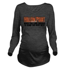 When You Care Enough Long Sleeve Maternity T-Shirt