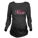 M.O.M. - Master Long Sleeve Maternity T-Shirt