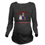 Don't Ask Me - Moms Long Sleeve Maternity T-Shirt