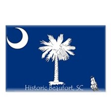Historic Beaufort, SC Postcards (Package of 8)
