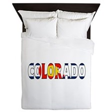 Colorado Queen Duvet