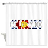 Colorado Shower Curtains