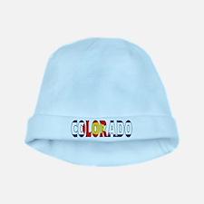 Colorado baby hat
