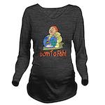 borntofish.png Long Sleeve Maternity T-Shirt