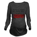 teenage daughter.png Long Sleeve Maternity T-Shirt
