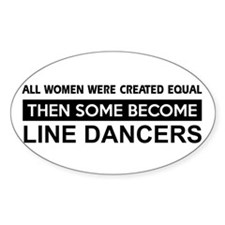 line created equal designs Decal