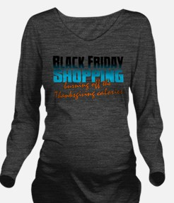 Black Friday - Thank Long Sleeve Maternity T-Shirt