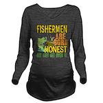 Born Honest Long Sleeve Maternity T-Shirt