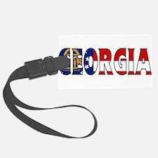 Georgia Luggage Tag