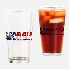 Georgia Drinking Glass