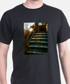 painted stepsPT.jpg T-Shirt