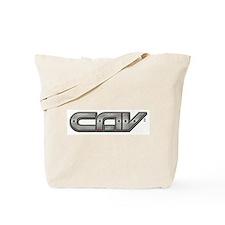 CAV Logo Tote Bag