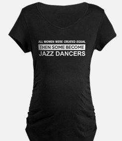 jazz created equal designs T-Shirt