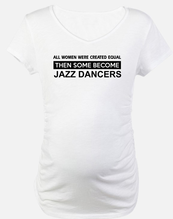 jazz created equal designs Shirt