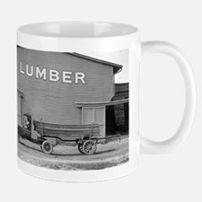 Early Ford Tractor Trailer Mugs