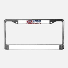 Mississippi License Plate Frame