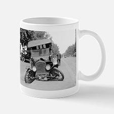 Crashed Ford Model T Mugs