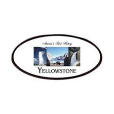 Yellowstone Americasbesthistory.com Patch