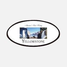 Yellowstone Americasbesthistory.com Patch
