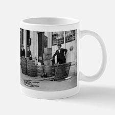 Bootleg Liquor Raid Mugs