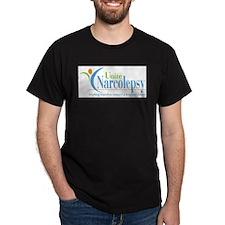 Unite Narcolepsy logo T-Shirt