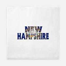 New Hampshire Queen Duvet