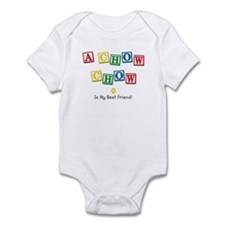 Chow Chow Infant Bodysuit