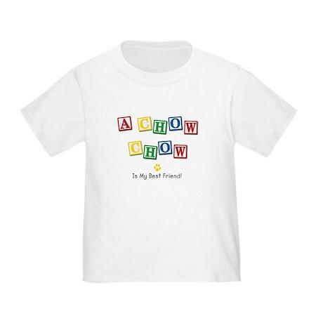 Chow Chow Toddler T-Shirt
